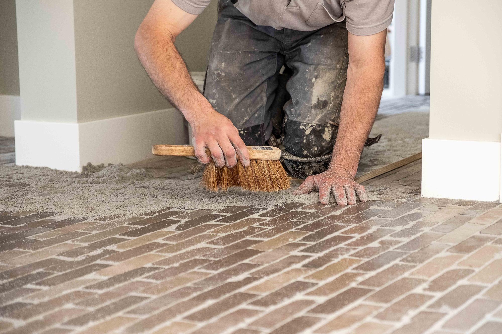Brickthins werkwijze